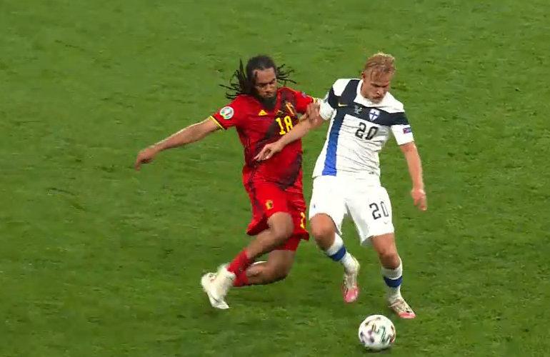België met 9 uit 3 naar achtste finale