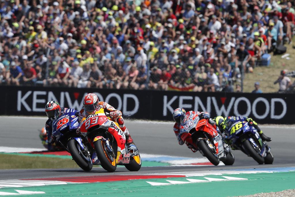 Gratis TT Assen kijken via een MotoGP live stream (Foto Flickr)
