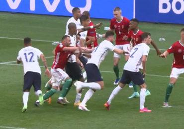 Hongaren houden Frankrijk op 1-1