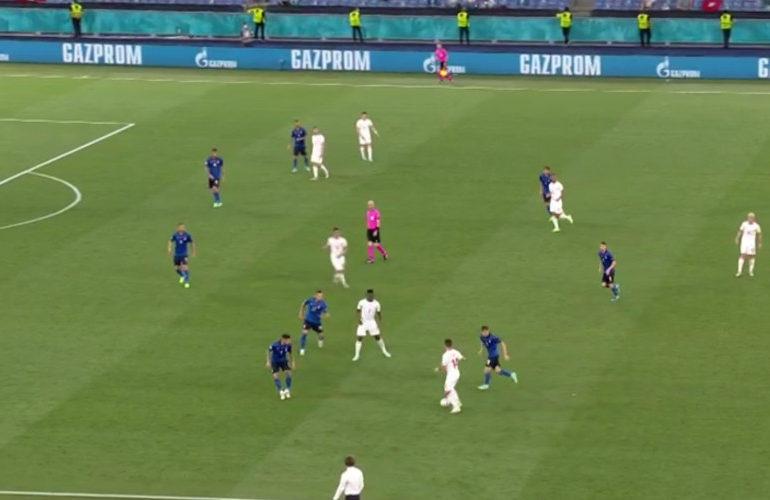Italië naar achtste finale van EK voetbal