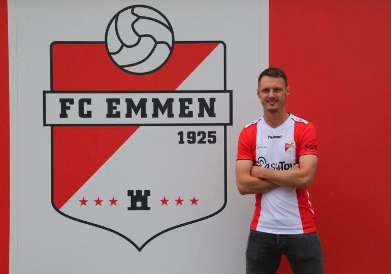 Jeff Hardeveld naar FC Emmen