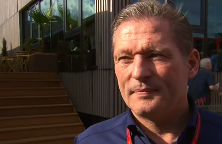 """Jos Verstappen: """"Voor een vader is dit niet de fijnste wedstrijd"""""""