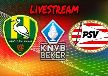Live stream ADO Den Haag - PSV KNVB Beker vrouwen finale