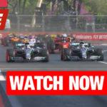 Live stream GP Azerbeidzjan Formule 1