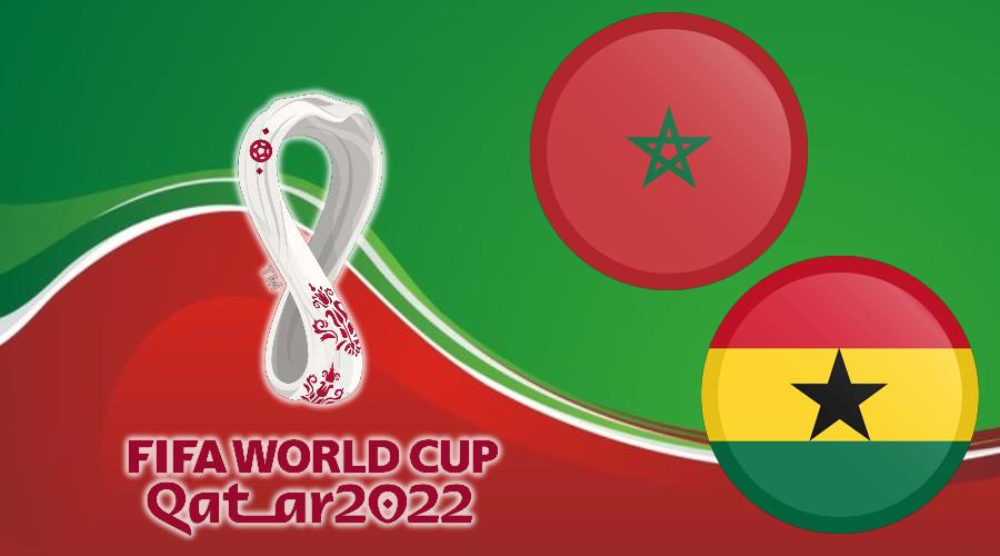 Live stream Marokko - Ghana
