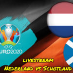 Live stream Nederland vs Schotland