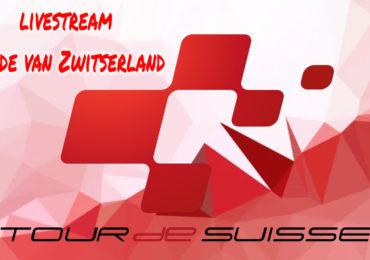 Live stream Ronde van Zwitserland