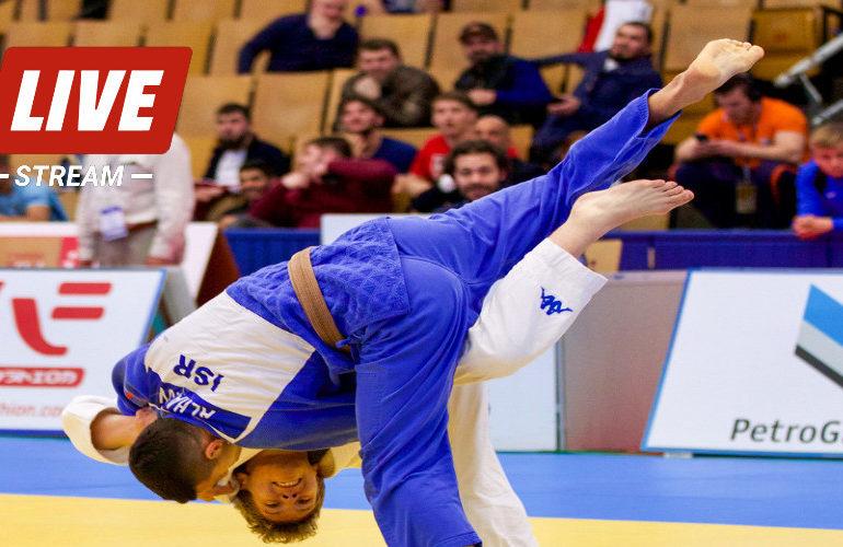 Live stream WK judo Boedapest