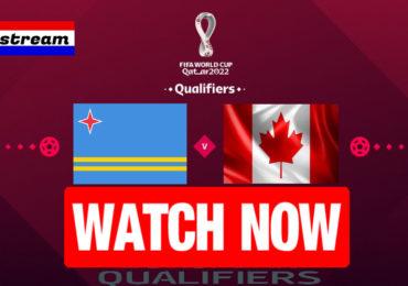 Livestream Aruba - Canada | Qatar 2022 Qualifiers