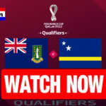 Livestream Britse Maagdeneilanden - Curaçao