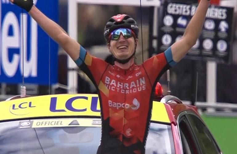 Padun wint opnieuw, Porte winnaar Dauphiné
