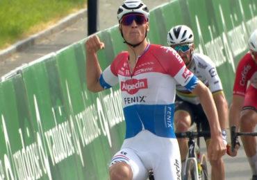 Dubbelslag van der Poel in Ronde van Zwitserland