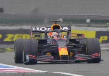 Max Verstappen wint Grand Prix van Frankrijk