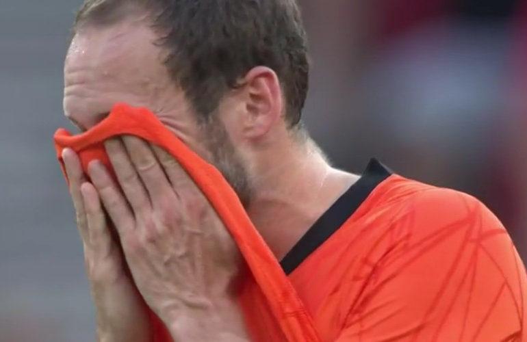 Tsjechen knikkeren Oranje uit EK