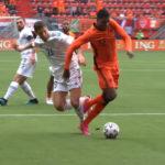Nederland - Georgië