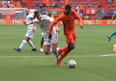 Samenvatting Nederland - Georgië