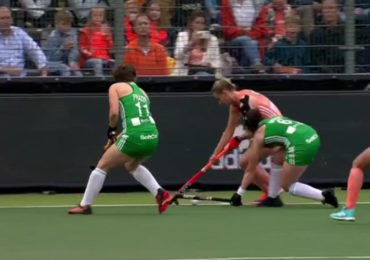 Hockeysters beginnen met 4-0 overwinning aan EK