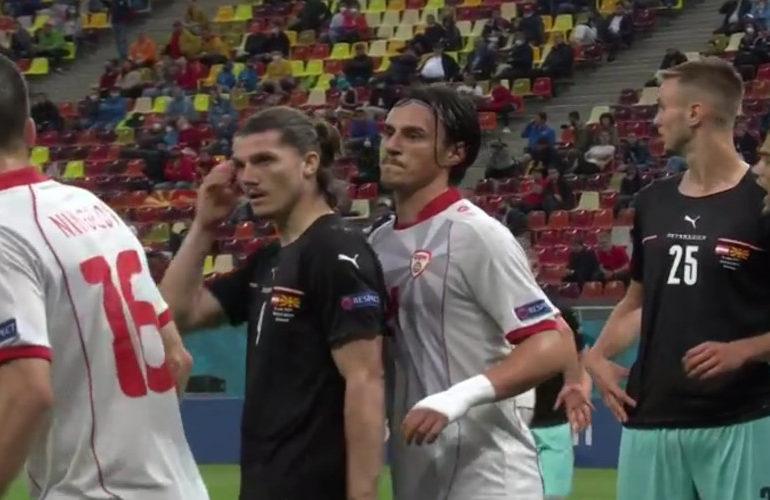 Oostenrijk wint van Noord-Macedonië