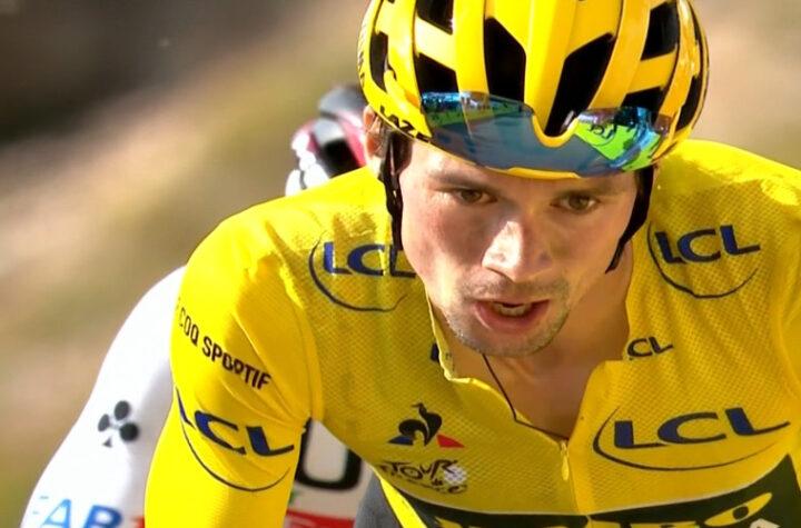 Roglic behoudt leiding op UCI-wereldranglijst