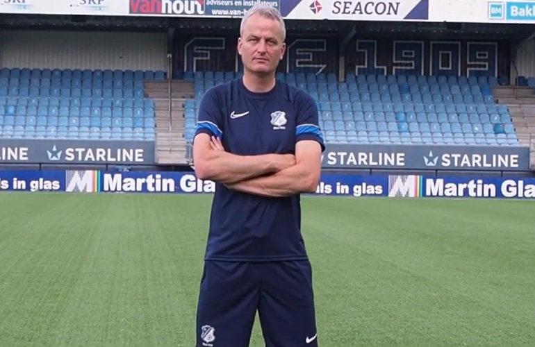 Rob Penders nieuwe trainer FC Eindhoven