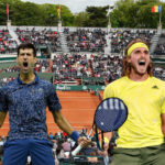 Roland Garros live stream Novak Djokovic - Stefanos Tsitsipas