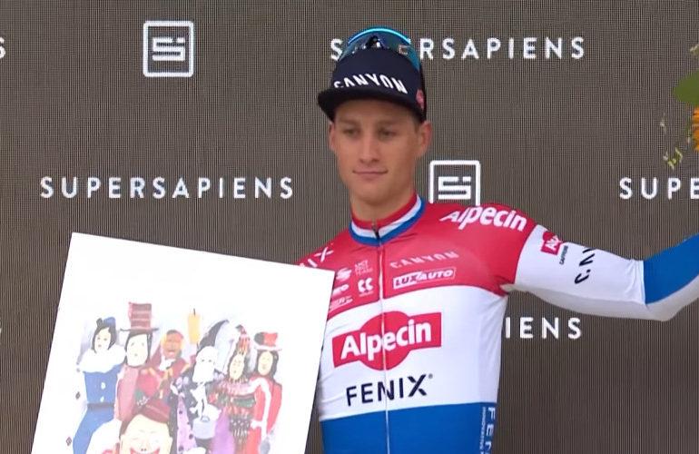 Samenvatting tweede etappe Ronde van Zwitserland