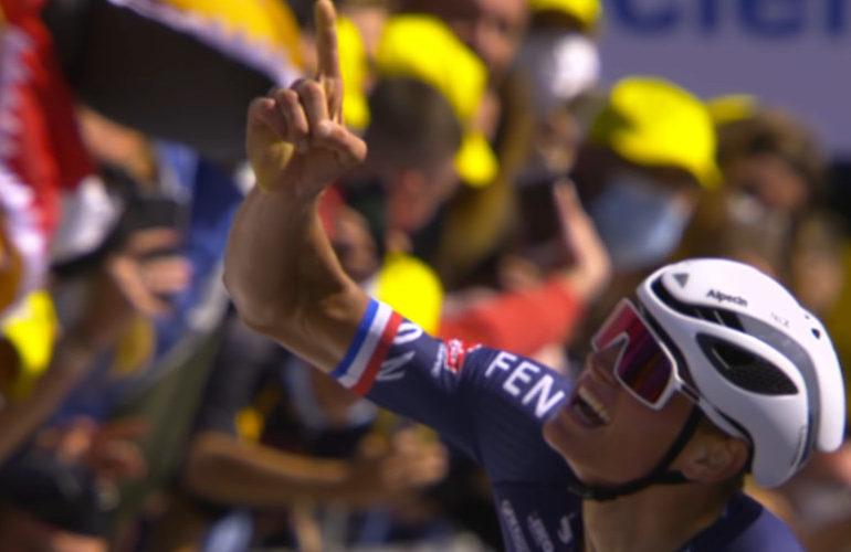 Samenvatting tweede etappe Tour de France