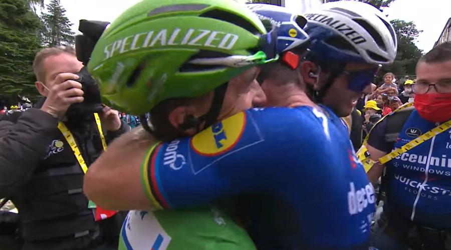 Samenvatting vierde etappe Tour de France