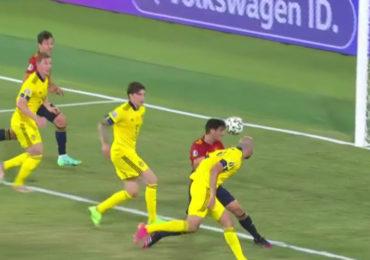 Zweden houden Spanjaarden op 0-0 in Sevilla