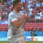 Spanje naar kwartfinale EK Voetbal
