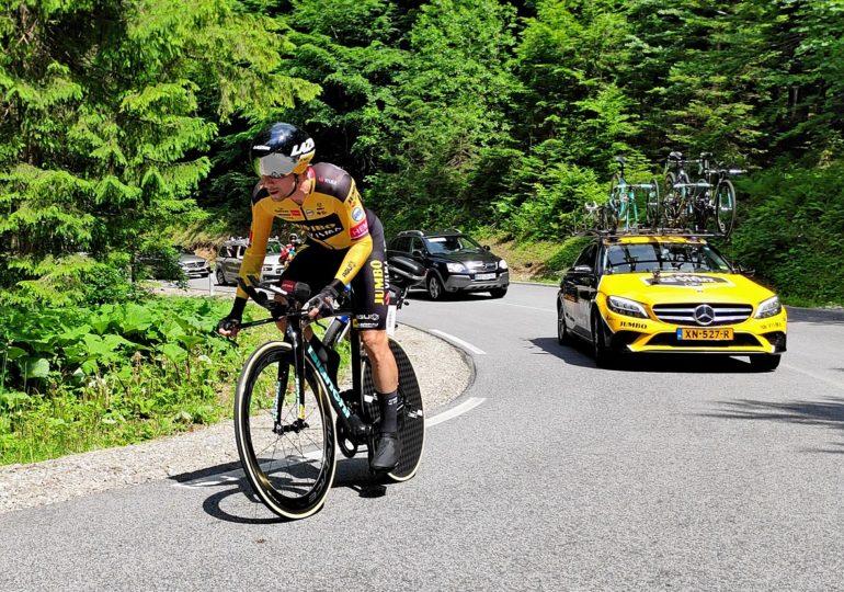 Starttijden tijdrit vijfde etappe Tour de France