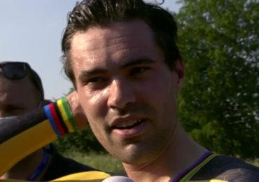 Dumoulin Nationaal kampioen tijdrijden in Emmen