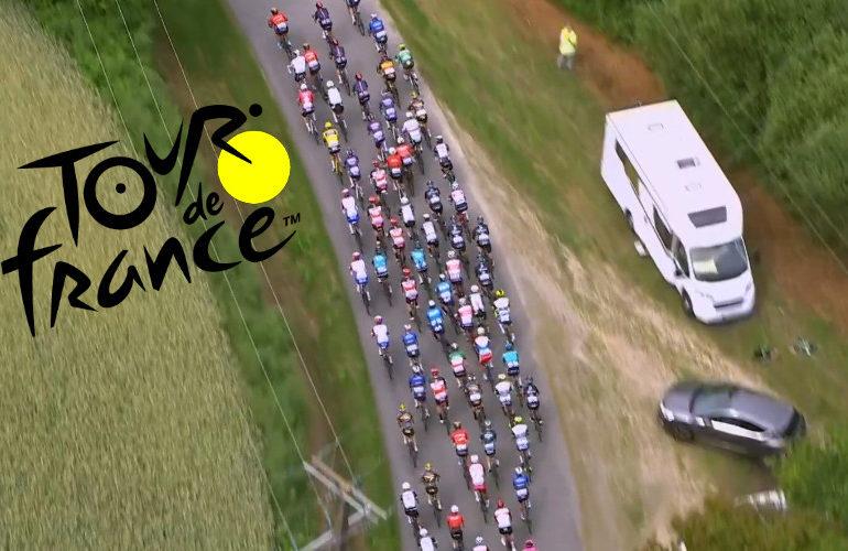 Tour de France vandaag: Sprinten in Fougères