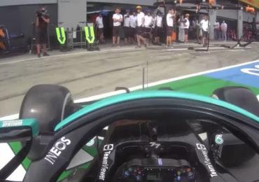 Bottas krijgt drie plaatsen straf voor spin in de pitstraat