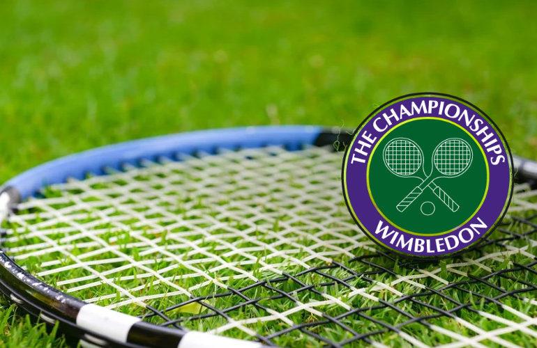 Wimbledon tennis live stream Van de Zandschulp - Barrere