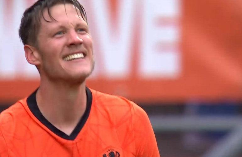 Nederland met 3-0 overwinning op Georgië richting het EK