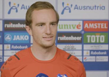 Xavier Mous naar SC Heerenveen