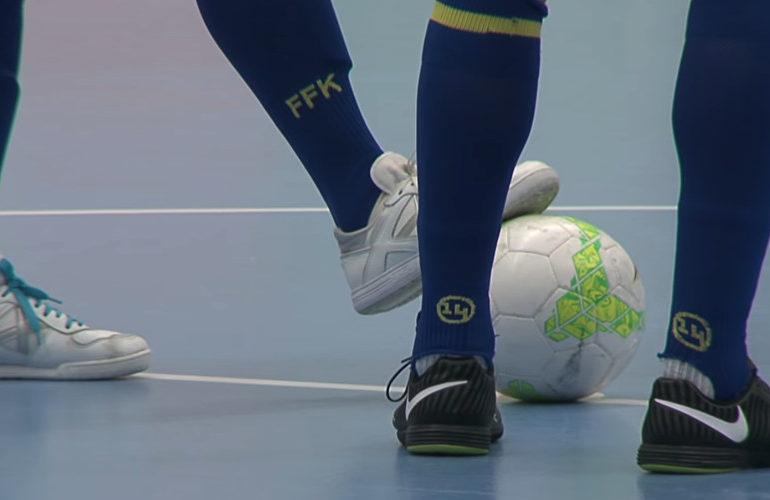 Zaalvoetballers opnieuw onderuit tegen Italië