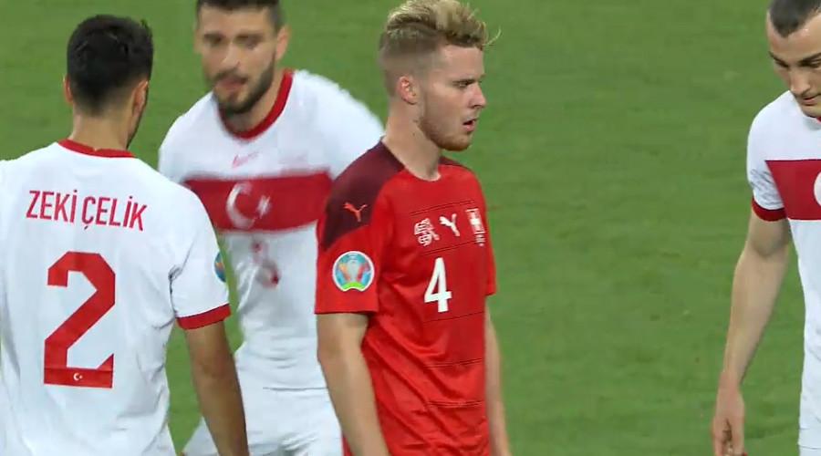 Zwitserland - Turkije