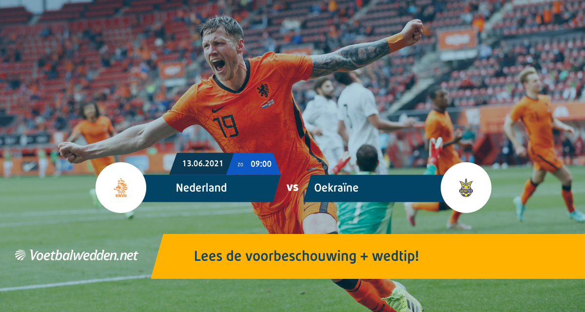 Nederland - Oekraine