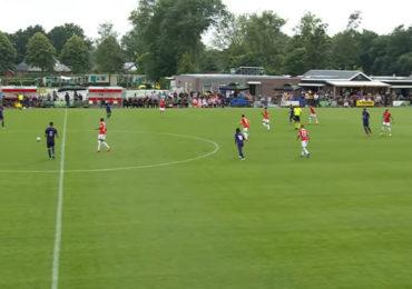 AZ speelt gelijkt tegen RSC Anderlecht