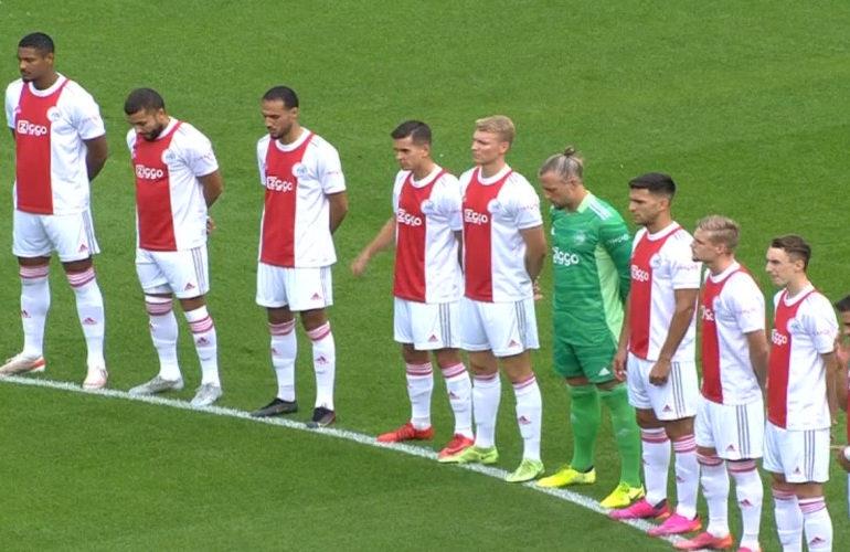 Ajax met 2-0 te sterk voor Anderlecht