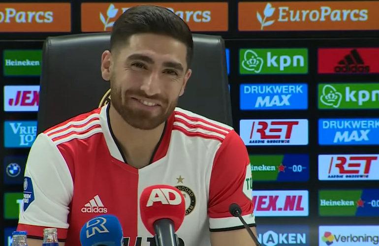 Alireza Jahanbakhsh naar Feyenoord