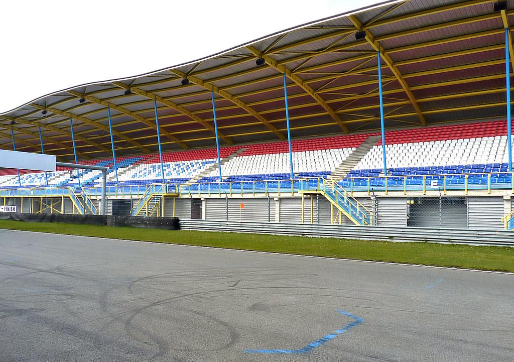 Assen heeft wel zin in een Formule 1 race in november (Foto Flickr)