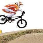 BMX live stream Tokio 2020 Olympische Spelen (Foto Hoogeveensche Courant)