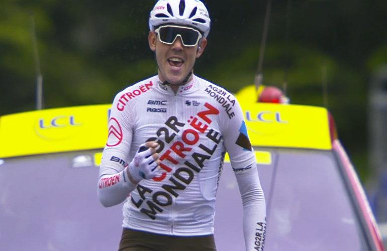 O'Connor wint negende etappe in de Tour