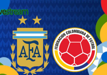 Live stream Argentinië - Colombia