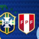 Copa América live stream Brazilië - Peru