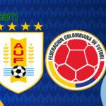 Copa América live stream Uruguay - Colombia