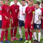 Engeland - Denemarken